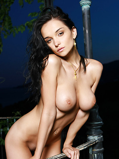 Eastern European model Jenya D has the hottest big tits in the porn business